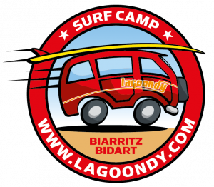 Corporate video for Lagoondy Surf Camp, France