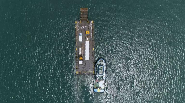 Singapore drone pilot aerial footage corporate video