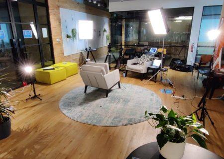Singapore camera crews and corporate videos